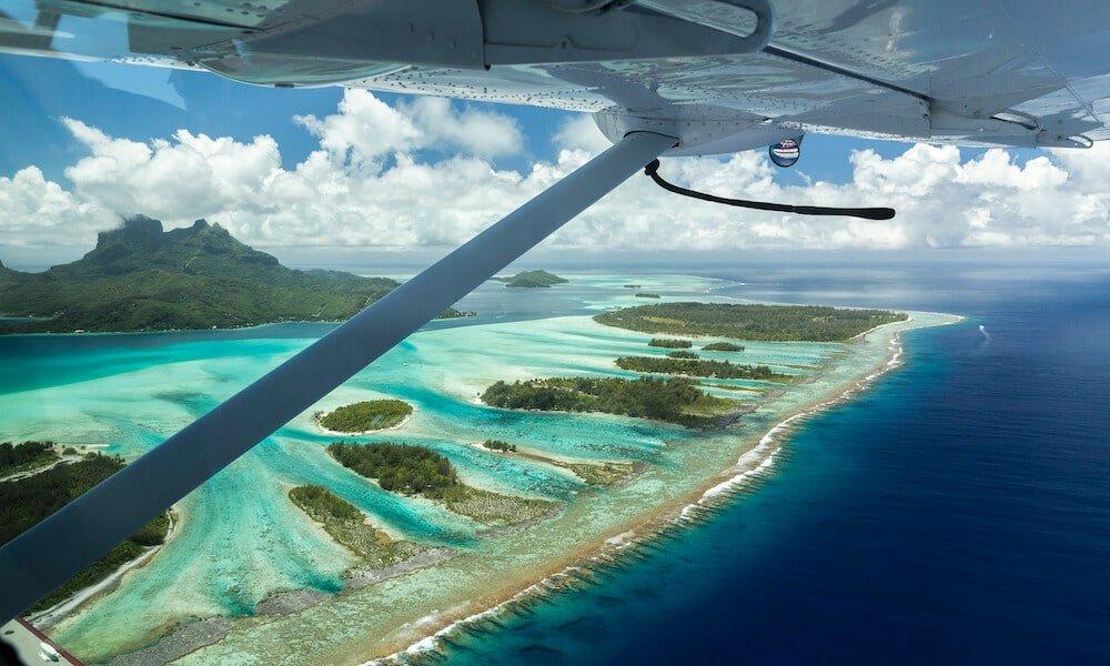Hydravion Bora Bora