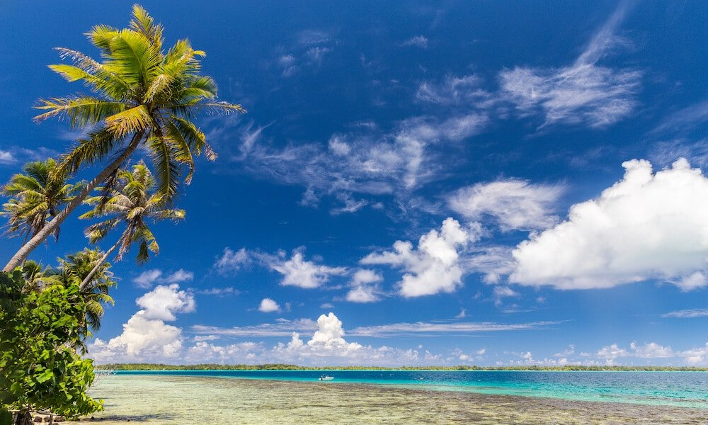 Que faire en voyage à Bora Bora