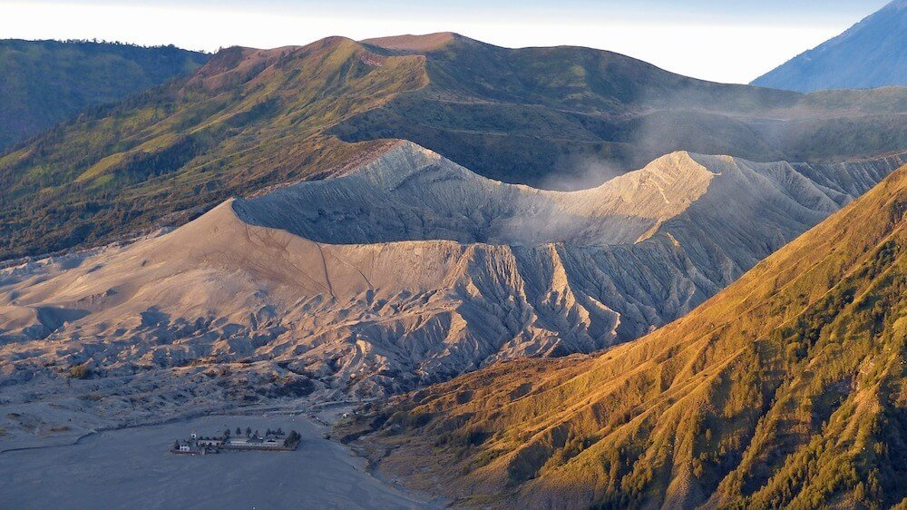 volcan voyage indonésie budget