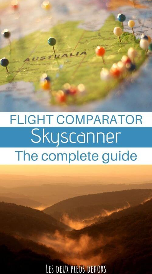 travel with skyscanner around the world