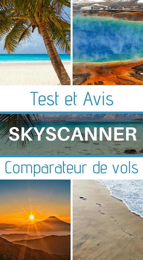 skyscanner compareteur de vols