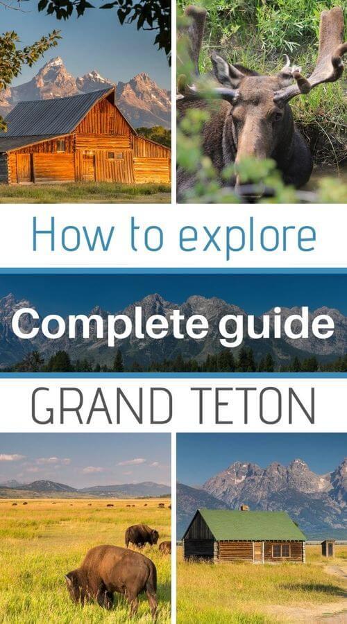 grand teton national park travel