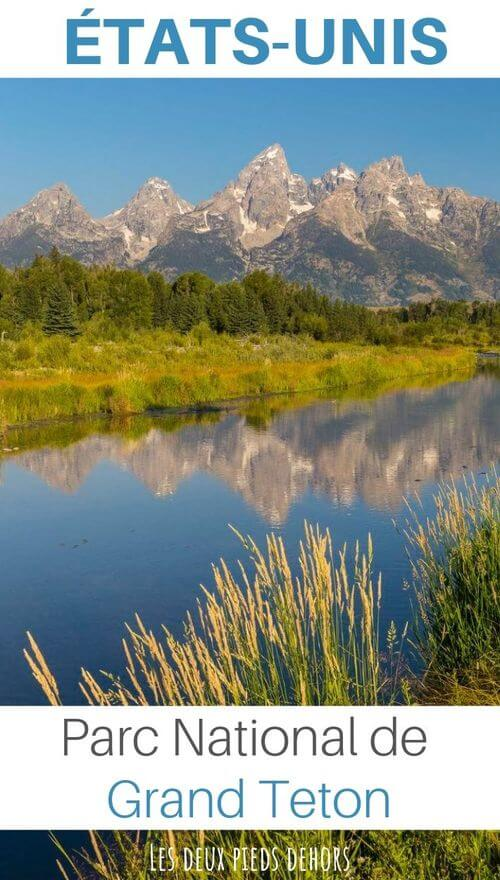 parc national de grand teton road trip