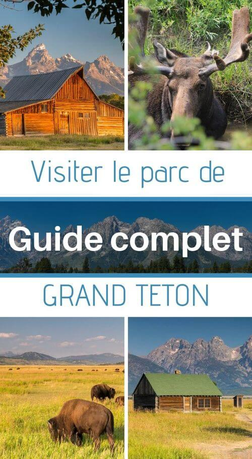 parc national de grand teton voyage