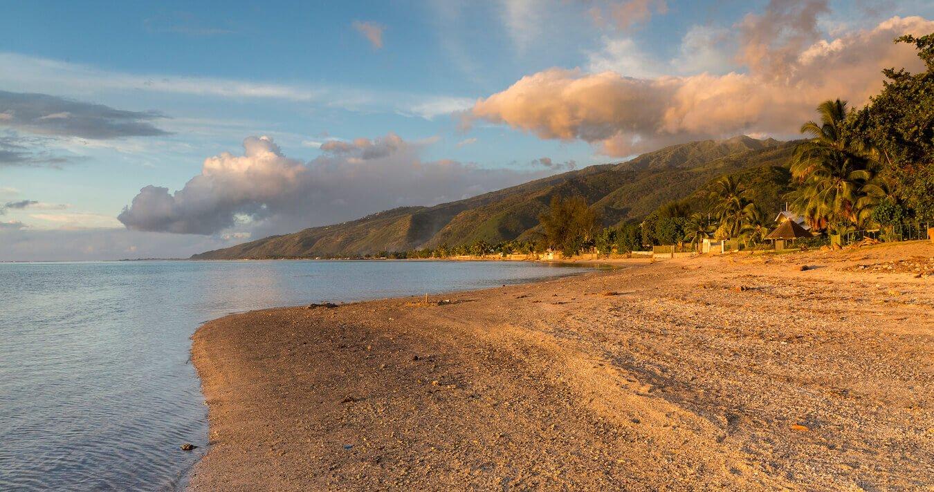 la vie dans les îles, un choix de ma part
