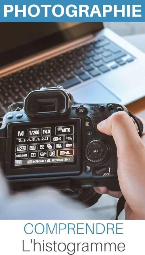 histogramme en photographie