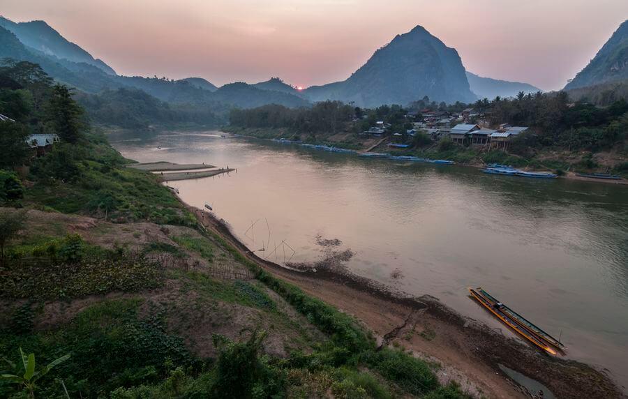 voyager au laos en asie du sud-est