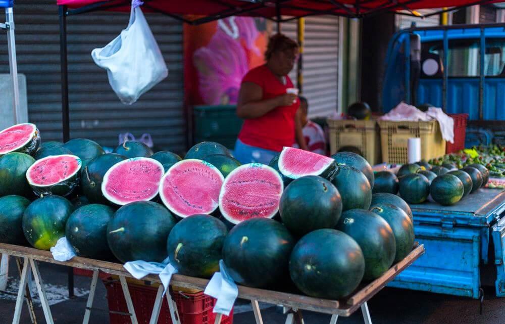 pastuèque marché papeete