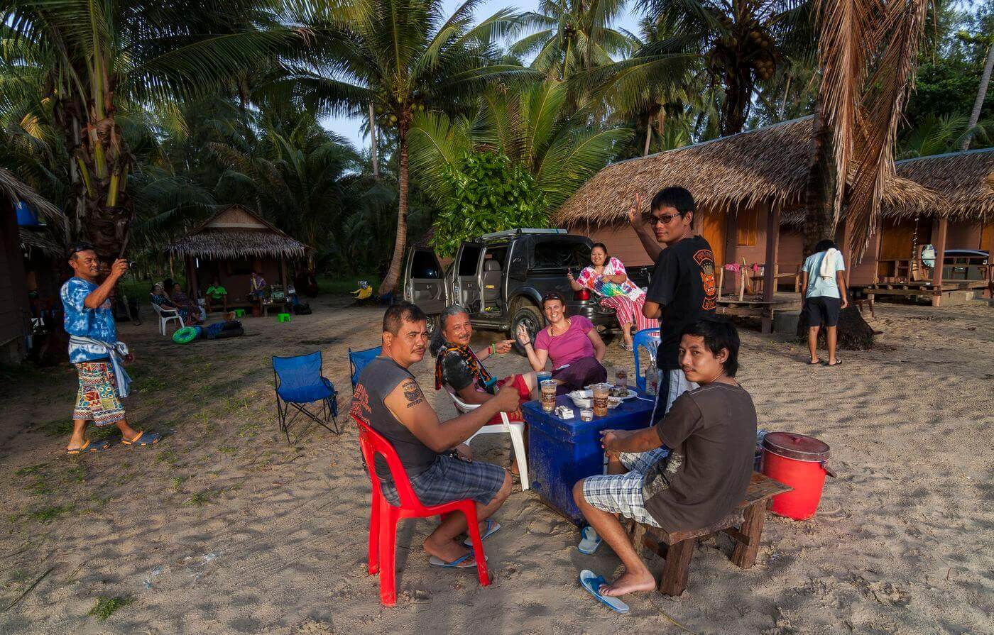 premiere retour en Thaïlande lors de mon voyage en asie du sud-est