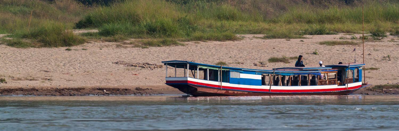 bateau laos voyage asie SE