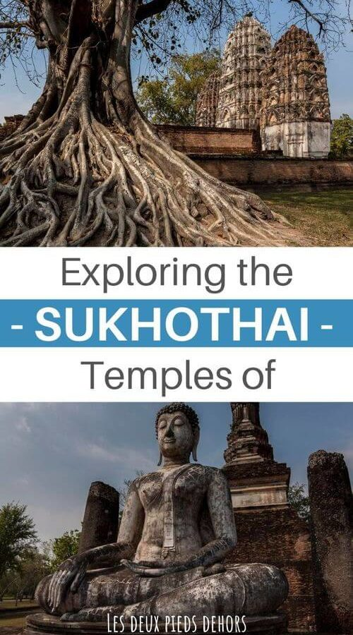 Thailand sukhothai tour