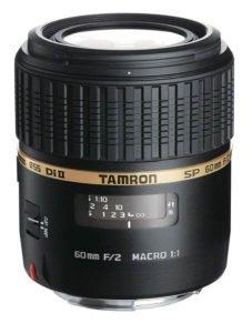 choose a macro lens from tamron