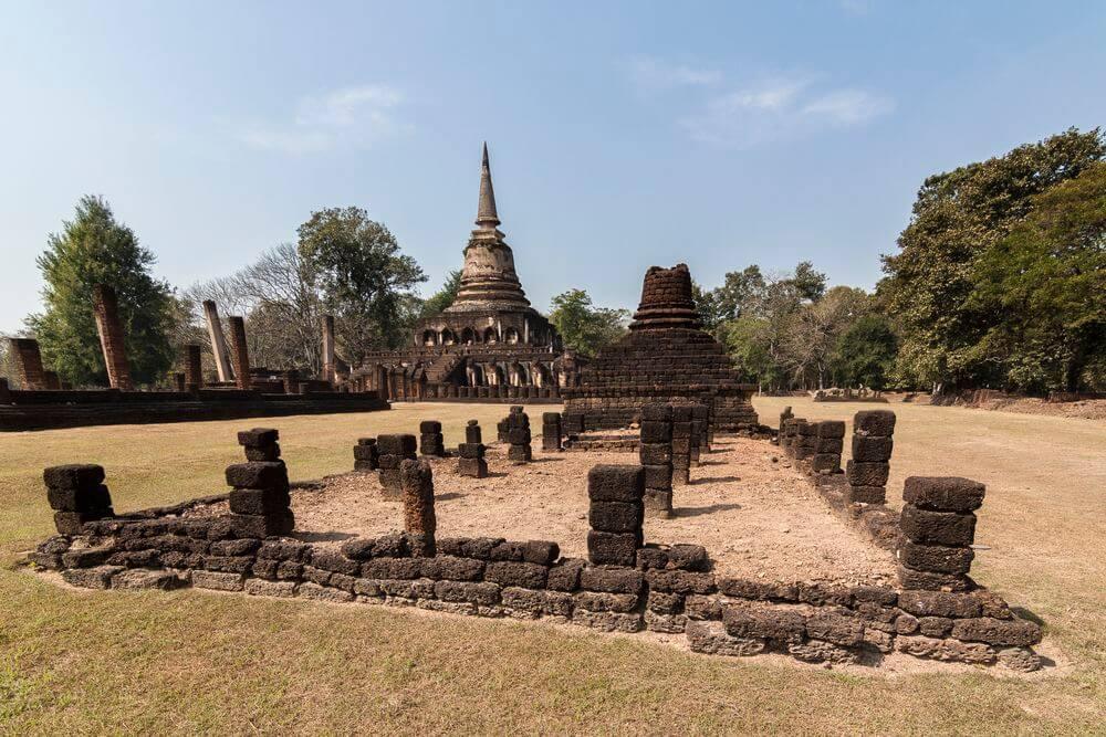 visites temples sukhothai