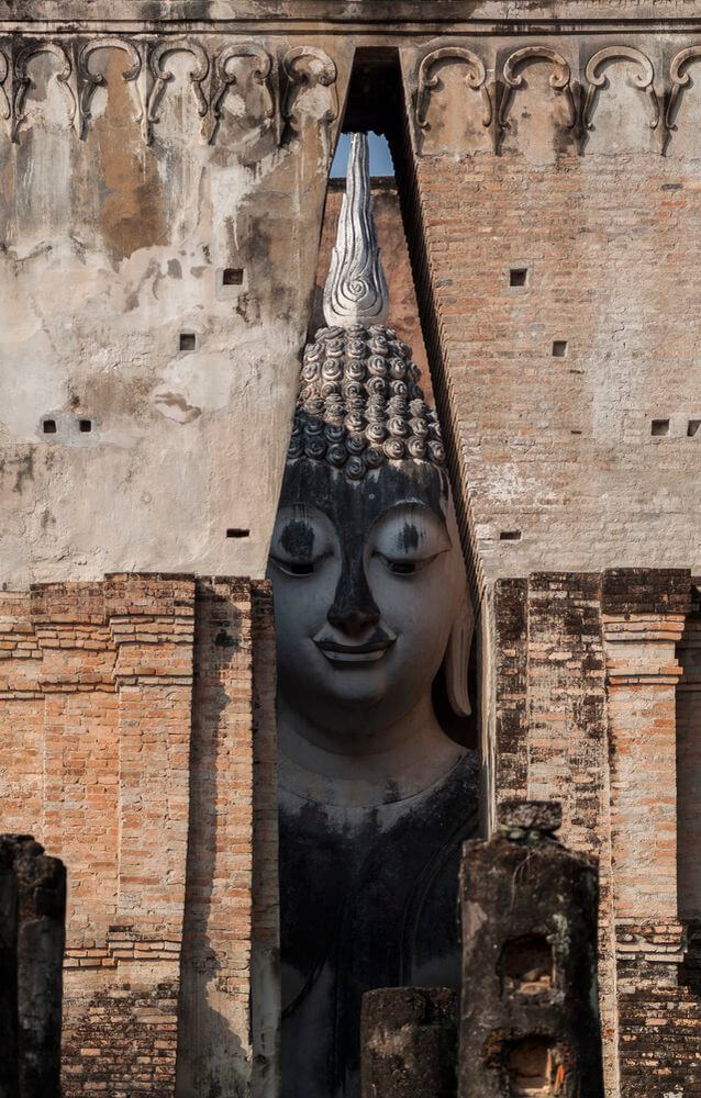 sukhothai historical park thailande