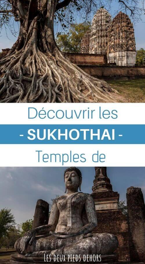 thailande visite de sukhothai