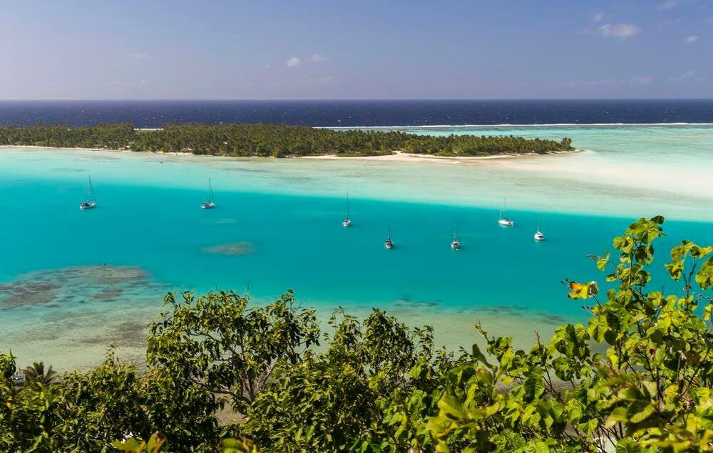 tourisme en polyénsie