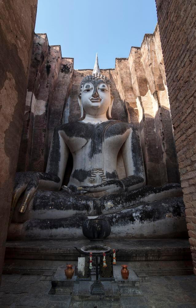 visite de sukhothai thailande