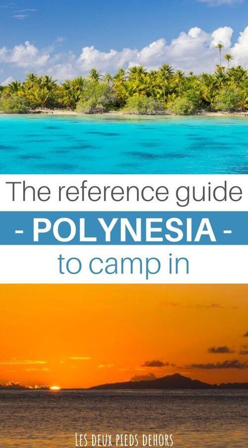 camping in polynesia