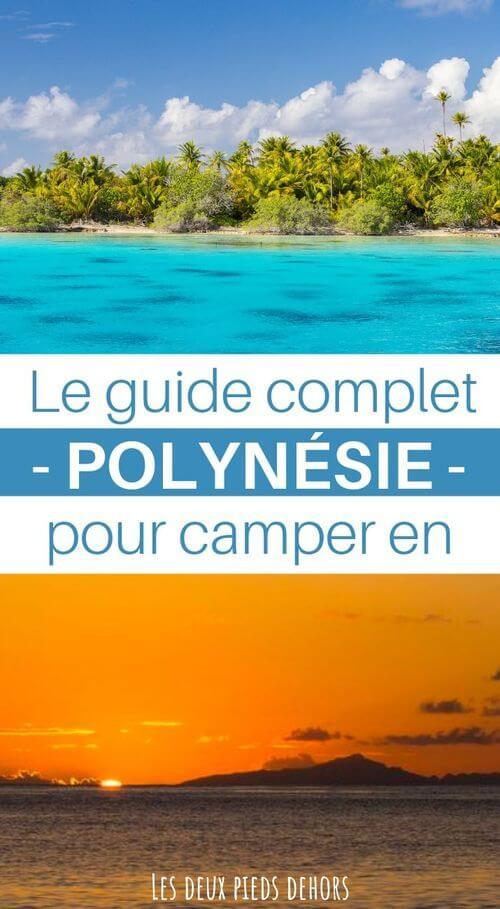 camping en polynésie