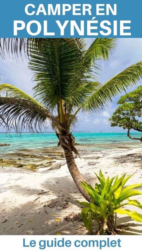 camping à tahiti