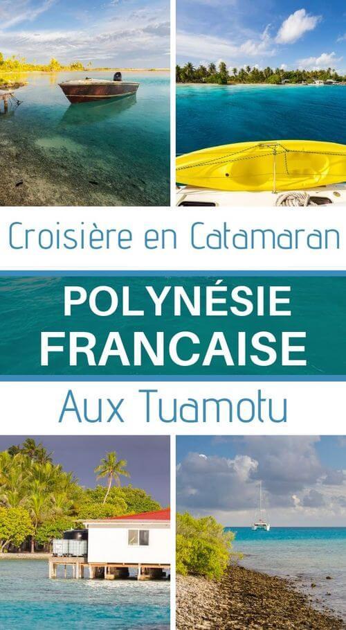 les atolls des tuamotu en croisière