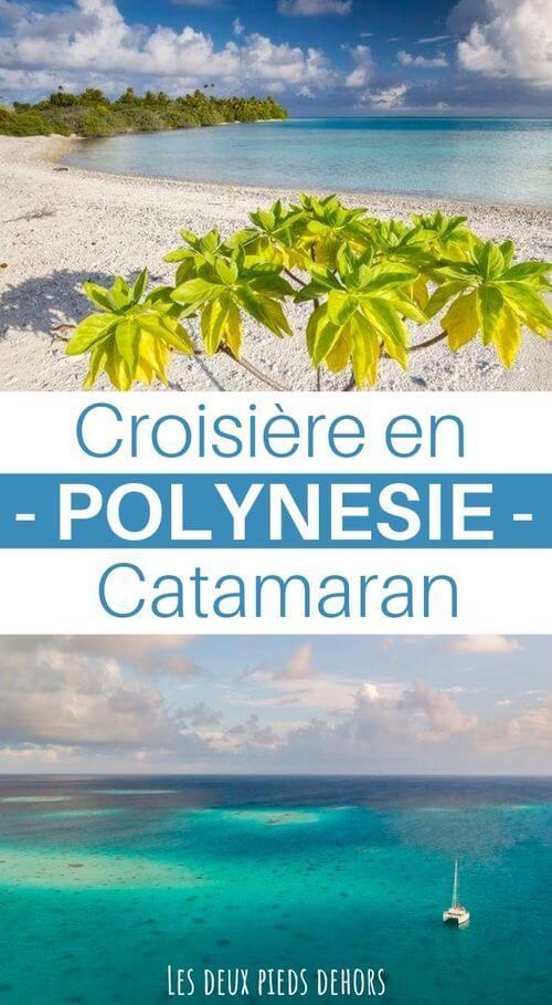 croisière atoll tuamotu
