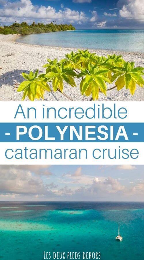 Looking for a Tuamotu cruise