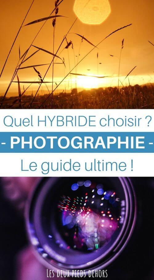 les appareils photo hybrides