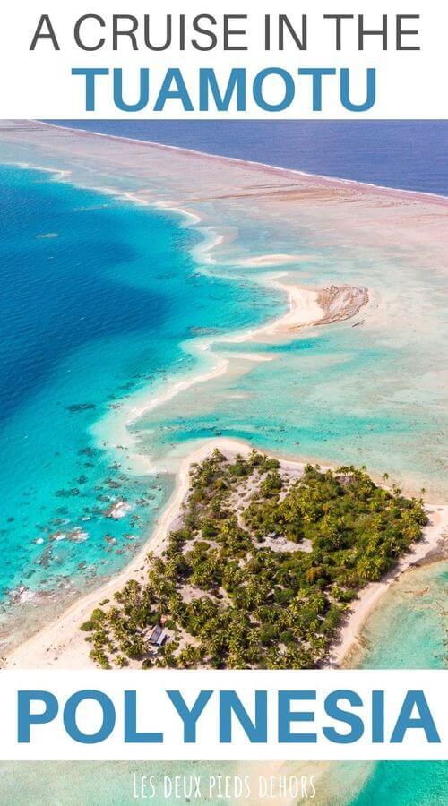 Tuamotu cruise