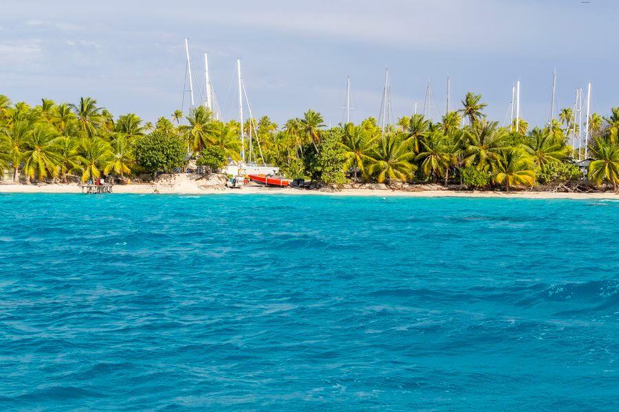 visiter les atolls des tuamotu
