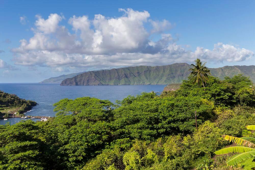 camper aux îles marquises