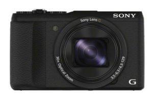 quel appareil photo pour un voyage : un compact