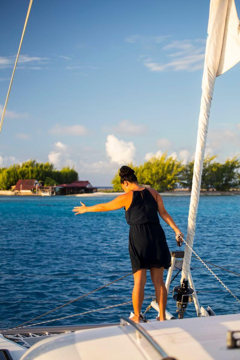 bateau toau polynésie