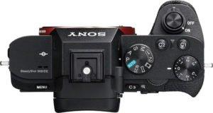 la largeur des appareils photo hybrides