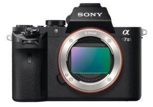 sony A7 II mirrorless camera