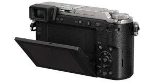 exemple d'appareils photo hybride de petite taille