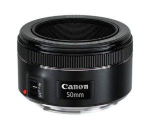 maitriser l'ouverture en photo avec un canon 50mm f/1.8