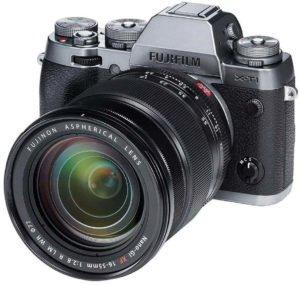 quel objectif pour un appareil photo hybride