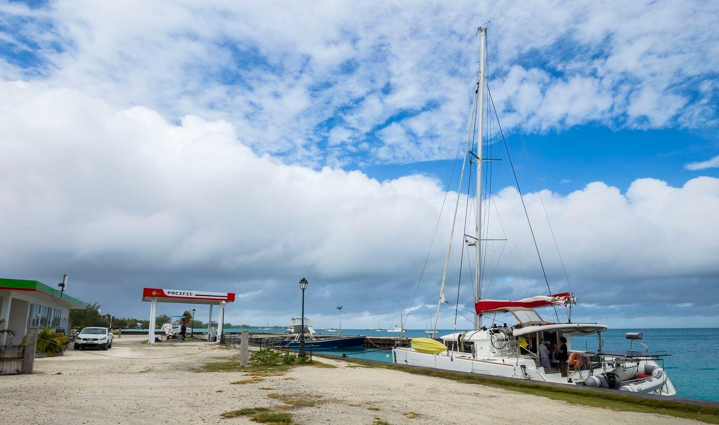 bateau poe charter tuamotu
