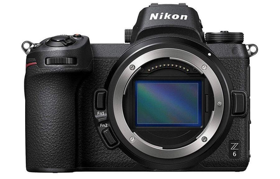 nikon Z6 high-end mirrorless camera