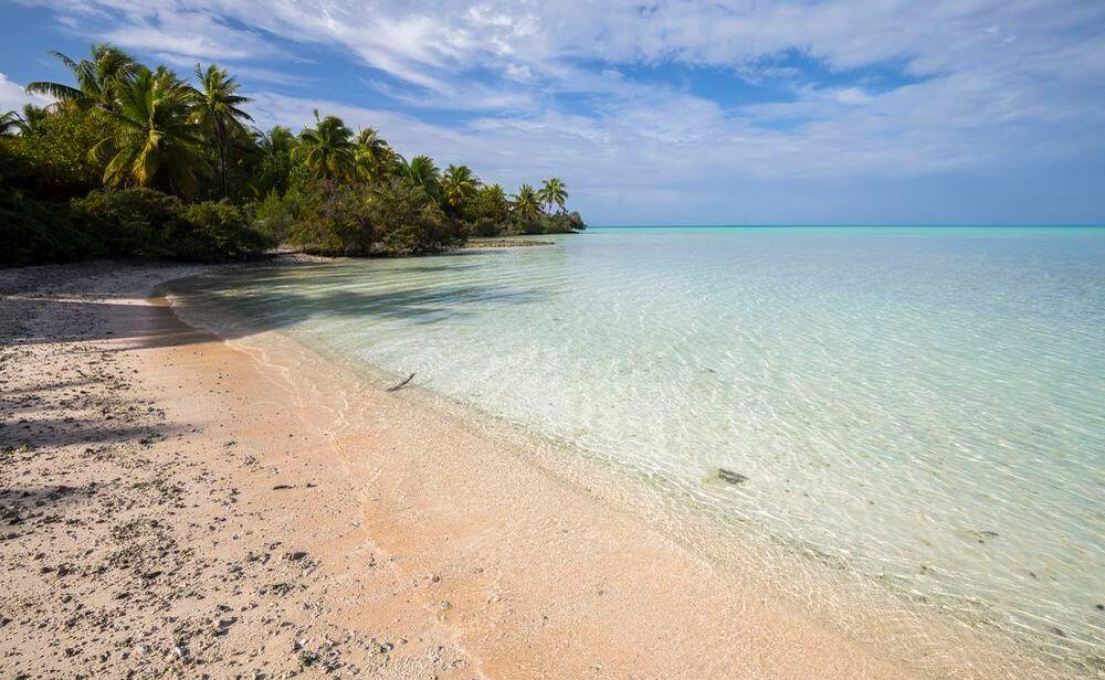polynésie et atoll de reve