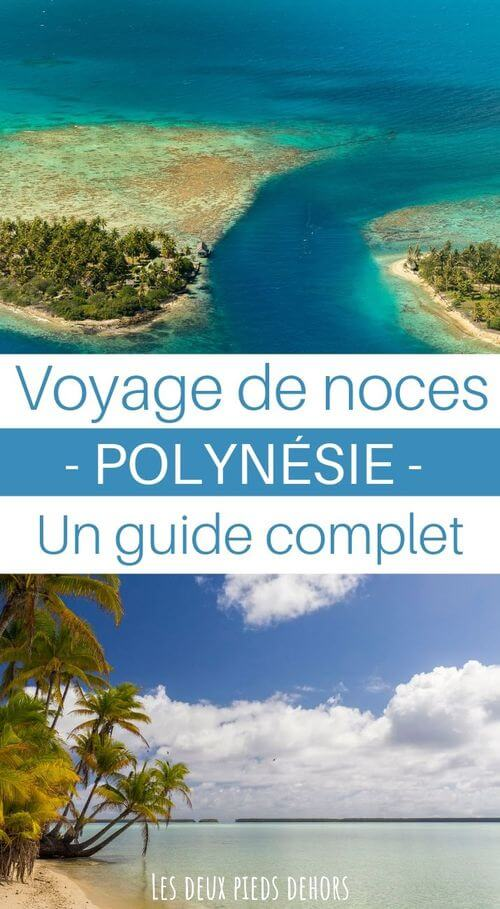se marier en polynésie