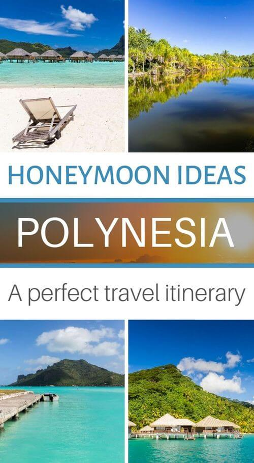 polynesia honeymoon trip