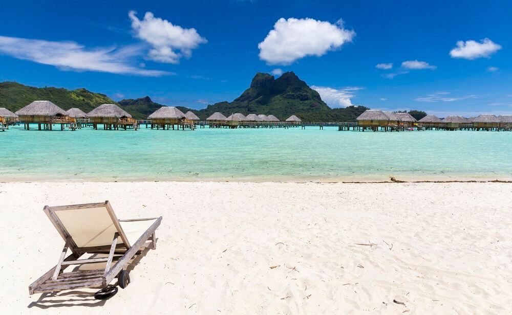 travel to french polynesia to bora bora