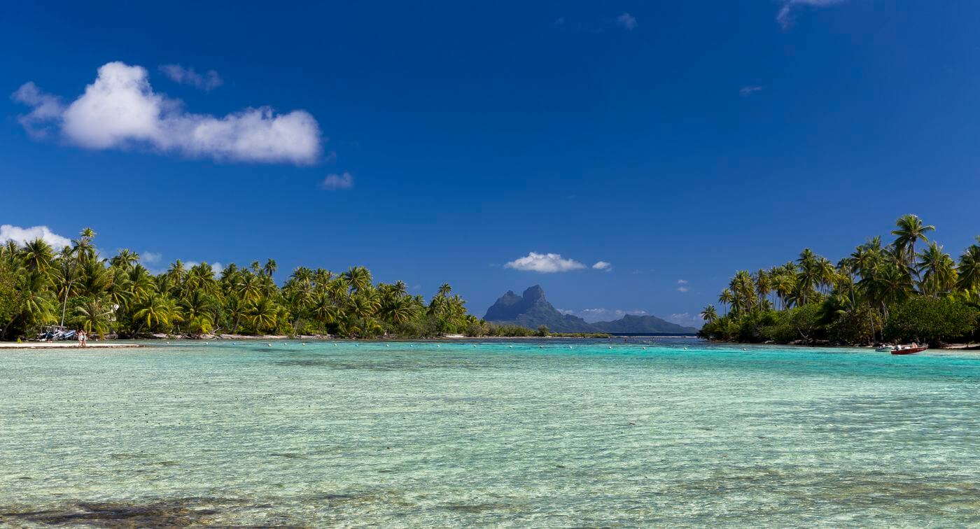 bora bora the classic as a honeymoon to Polynesia