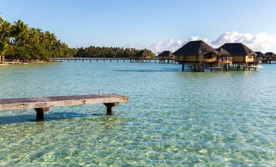 wonderful honeymoon in french polynesia