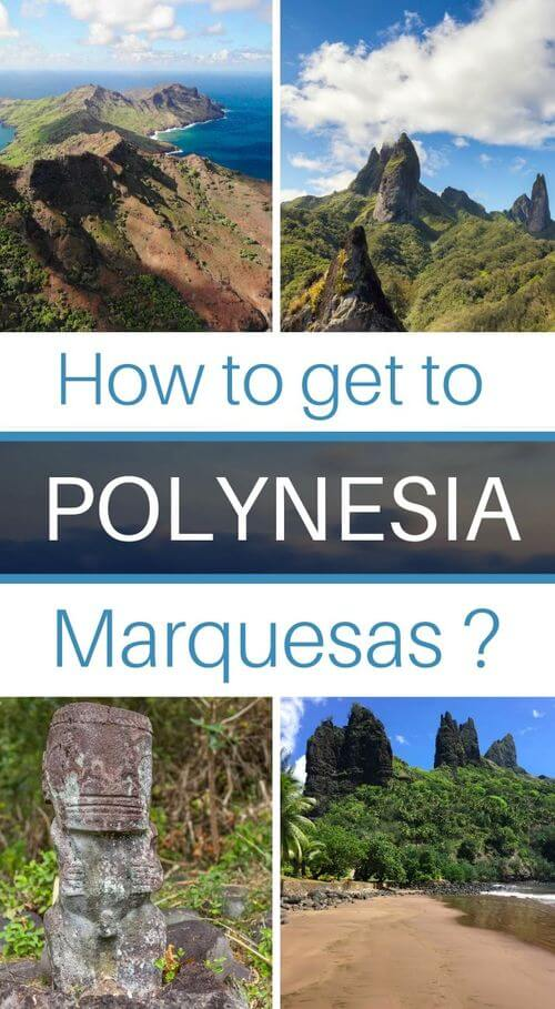 marquesas island how to get there