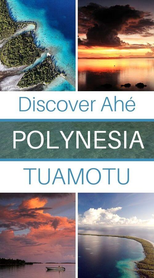 ahe tuamotu polynesia