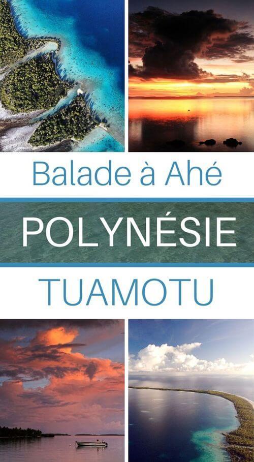 ahe tiamotu polynesie