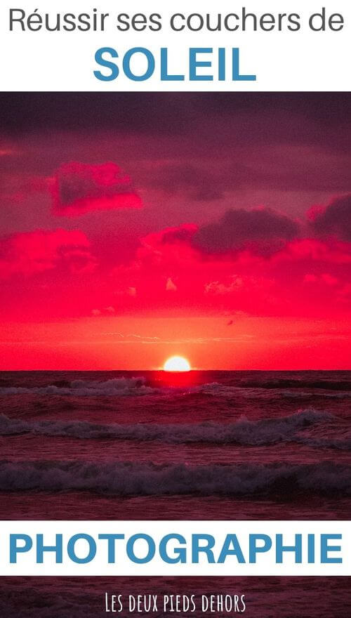 conseils photo coucher de soleil